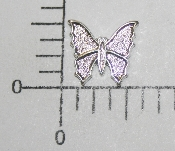 (Package Of 12) Small Butterfly NR (Sterling Silver)