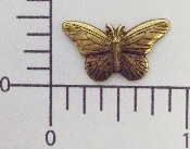 "(Package Of 12) 3/4"" Butterfly N/R (Brass Ox)"