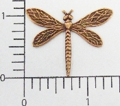 "12 Pc 1-1/8"" Dragonfly NR Copper Ox"