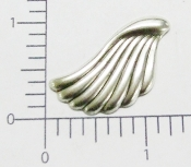 12 pc Angel Wing / Body (Matte Silver Ox)